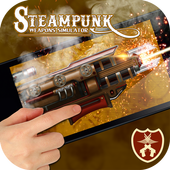 Steampunk Weapons Simulator icon