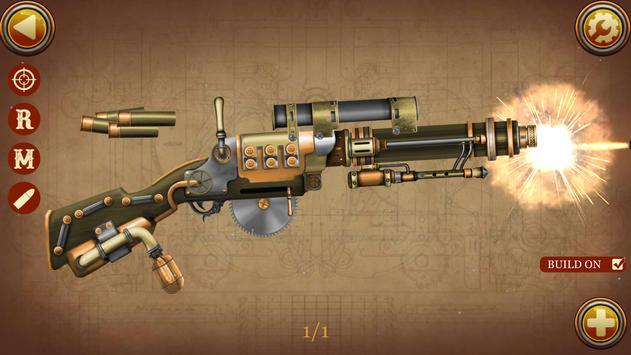 Steampunk Weapons Simulator screenshot 4
