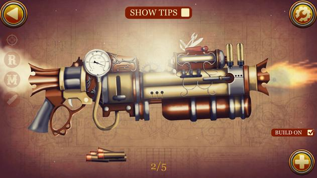 Steampunk Weapons Simulator poster