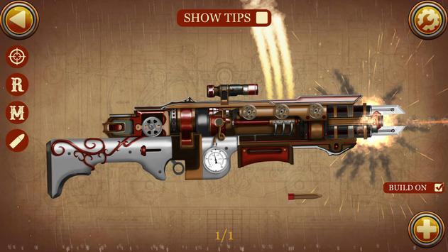 Steampunk Weapons Simulator screenshot 10