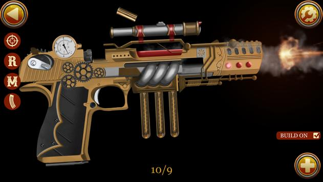 Steampunk Weapons Simulator screenshot 14