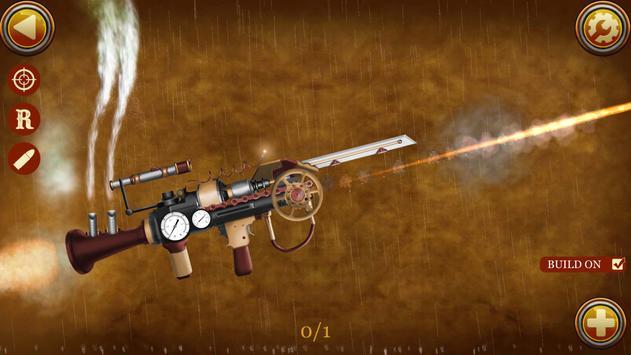 Steampunk Weapons Simulator screenshot 1
