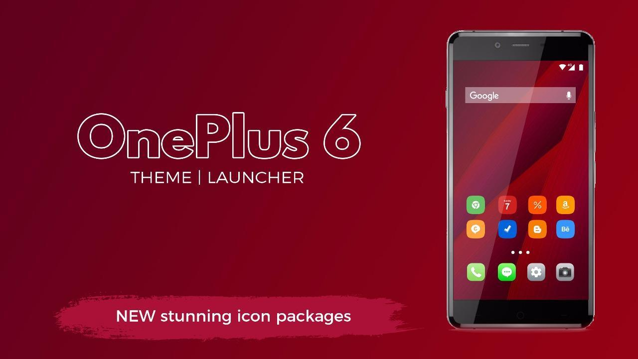 Theme for OnePlus 6 for Android - APK Download