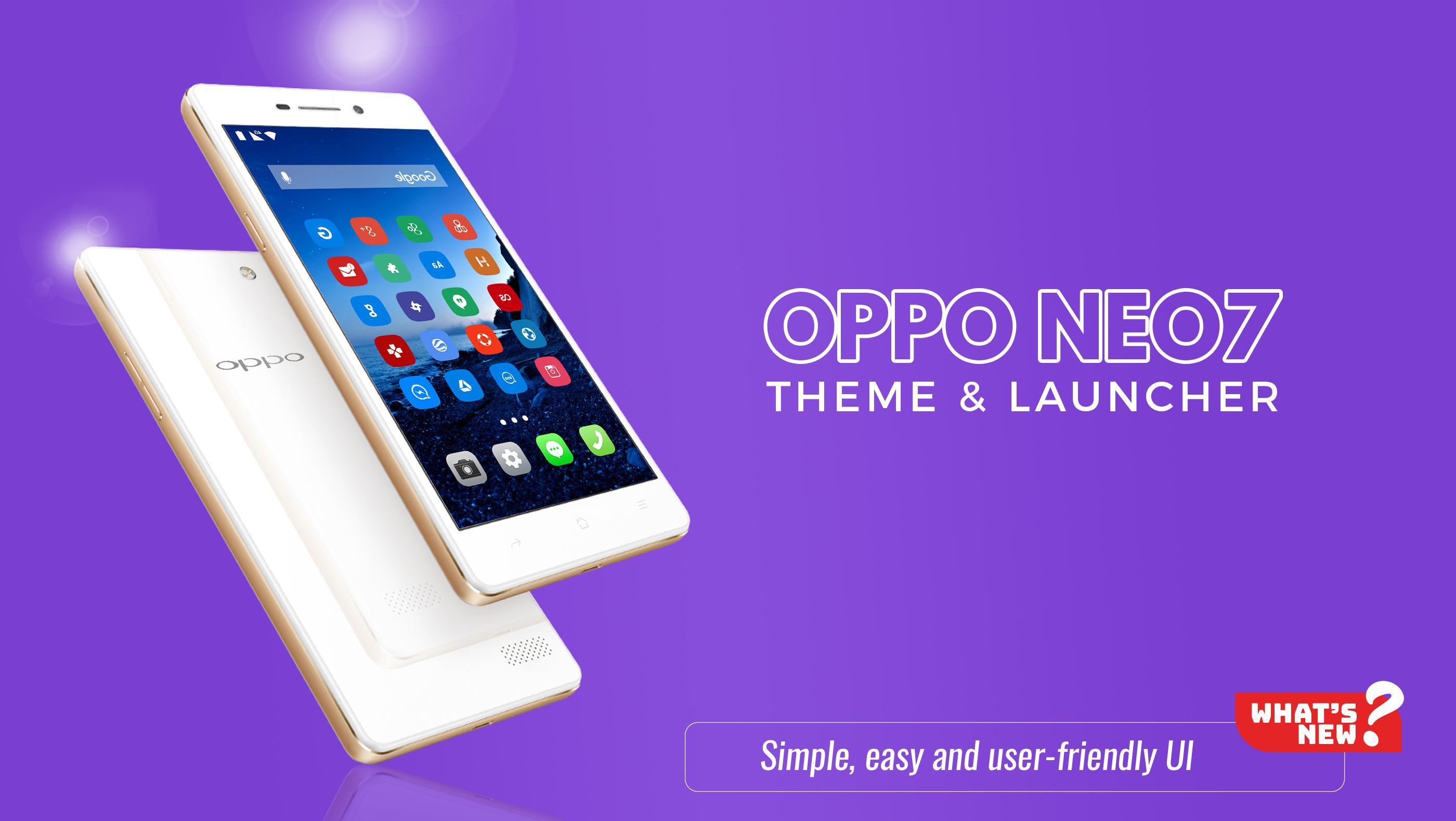 Theme for Oppo Neo 7 for Android - APK Download