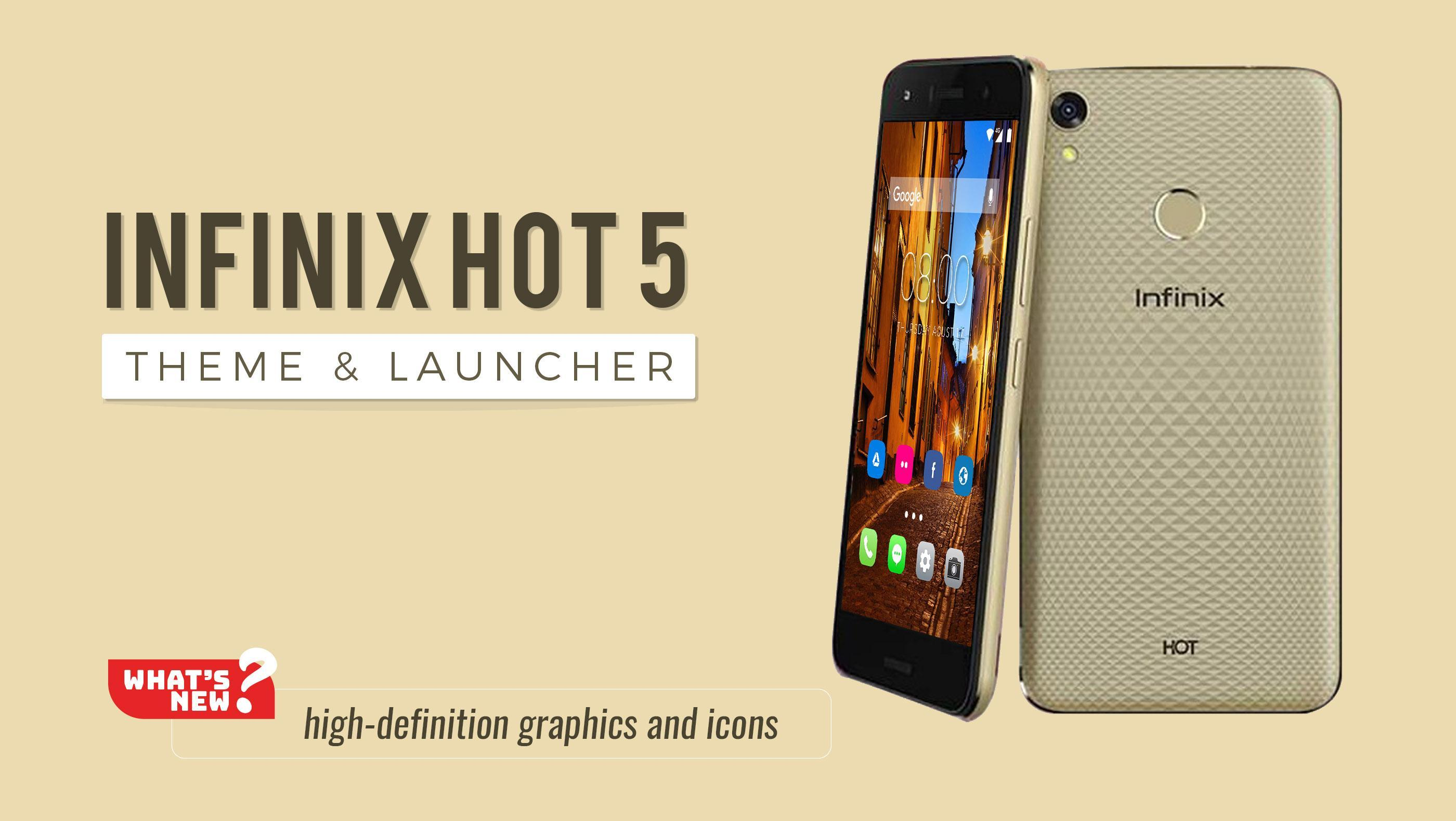 Theme for Infinix Hot 5 for Android - APK Download