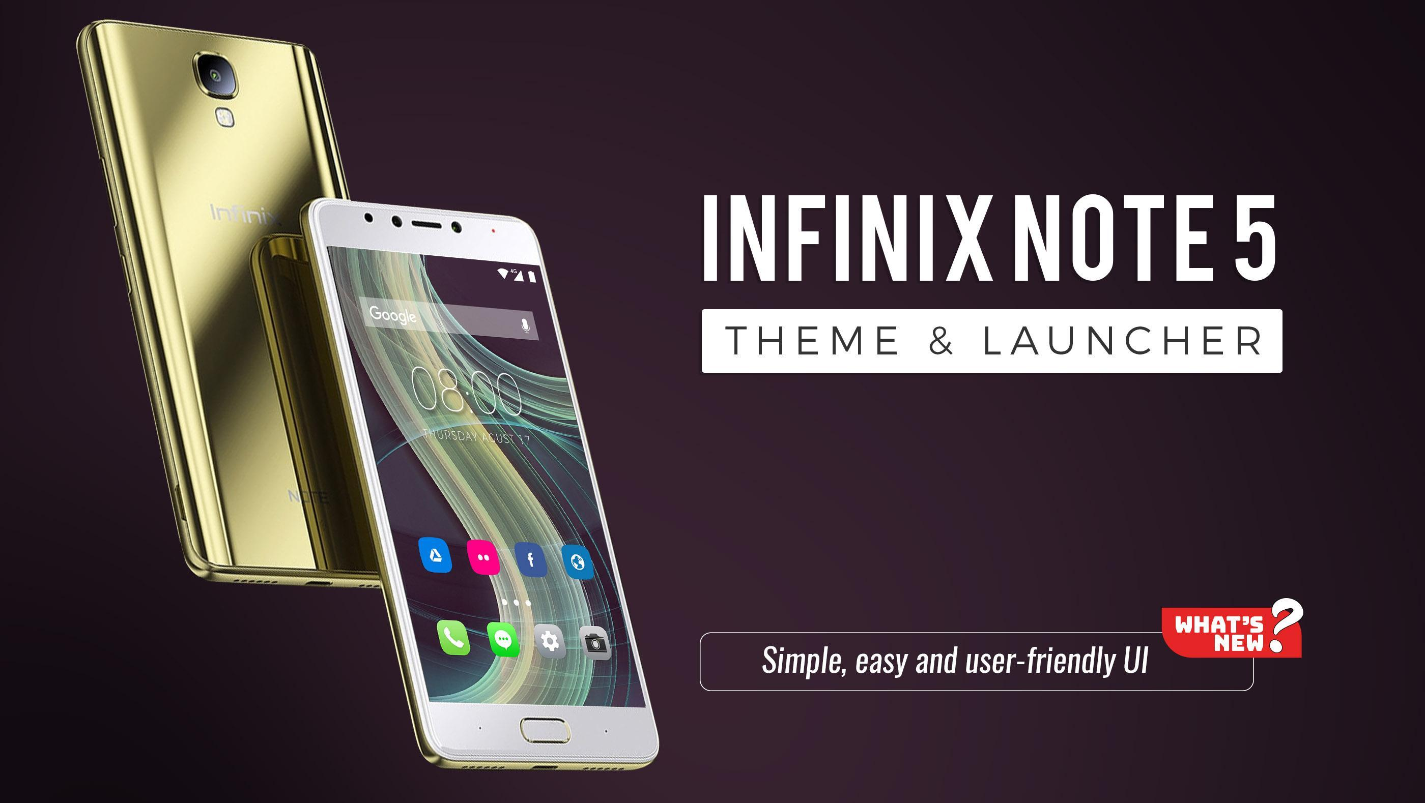 Theme for Infinix Note 5 for Android - APK Download