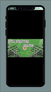 STEEL STRUCTURE ANALYSIS screenshot 4