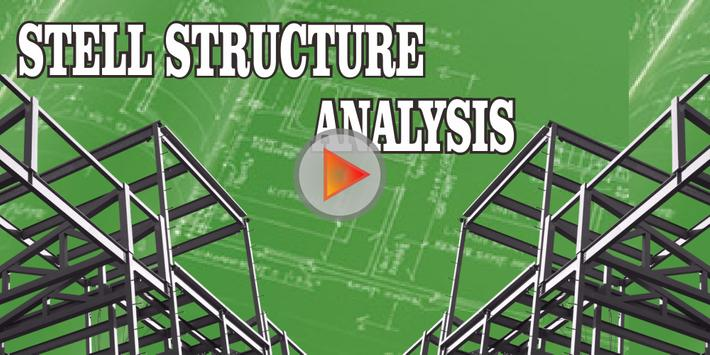 STEEL STRUCTURE ANALYSIS poster