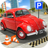 Classic Car Parking icon