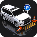 Luxury Prado Car Parking Challenge APK