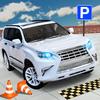 Prado Car Games Modern Car Parking Car Games 2020 icon