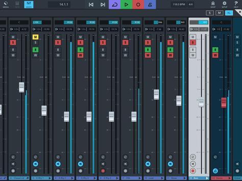 Cubasis 3 - Music Studio and Audio Editor capture d'écran 17