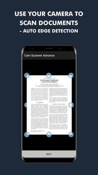 Cam Scanner Advance screenshot 3