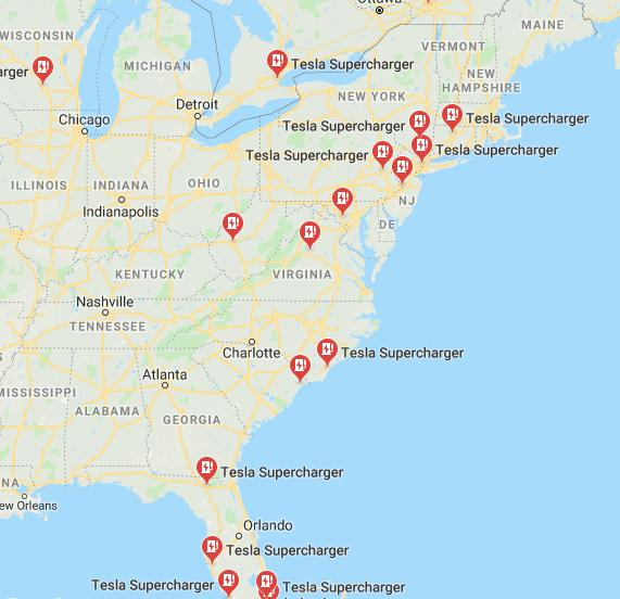 Supercharger Map for Android - APK Download
