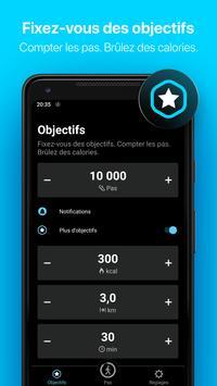 StepsApp capture d'écran 2