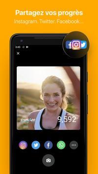 StepsApp capture d'écran 4