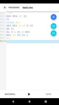 CNC screenshot 1