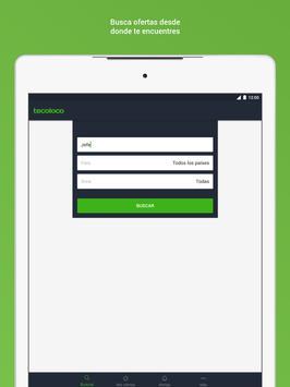 Tecoloco.com Bolsa de Trabajo captura de pantalla 3