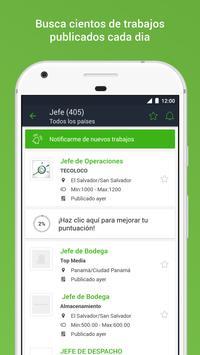 Tecoloco.com Bolsa de Trabajo captura de pantalla 1