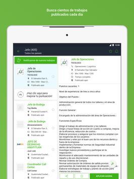 Tecoloco.com Bolsa de Trabajo captura de pantalla 4