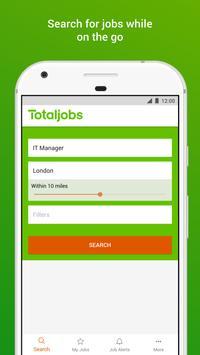 Totaljobs poster