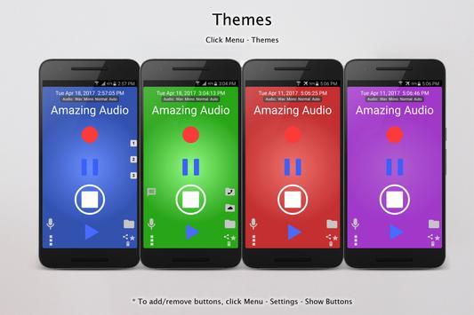 Amazing MP3 Recorder screenshot 9