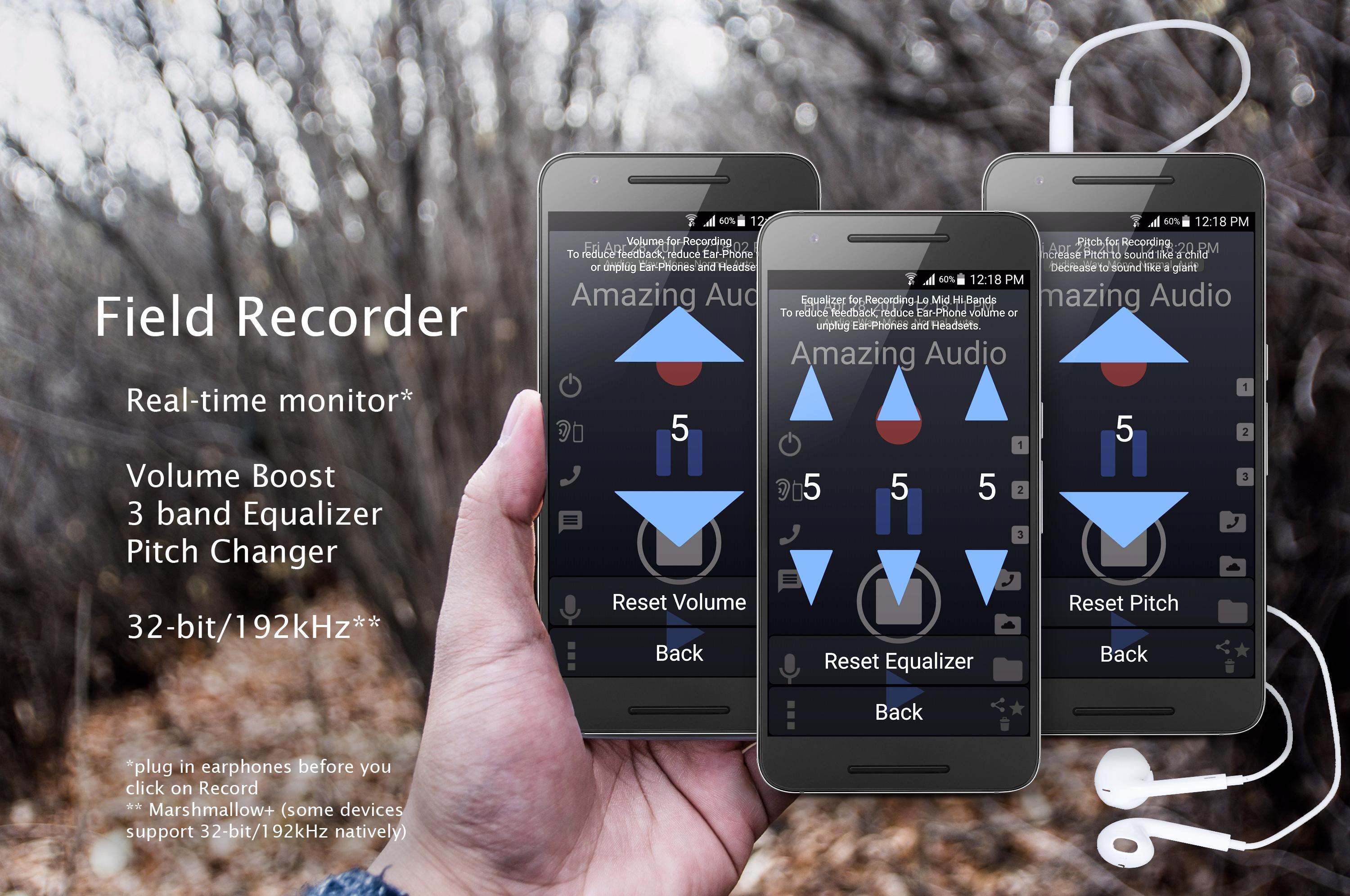 Hi-Res Audio Recorder for Android - APK Download
