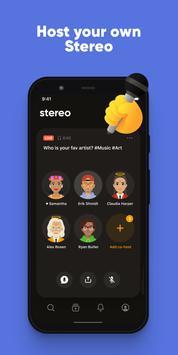 Stereo تصوير الشاشة 3