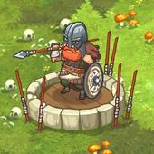 Orcs Warriors: Offline Tower Defense icon