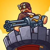 Steampunk Defense icon