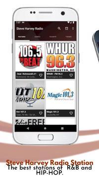 Steve Harvey Radio screenshot 1
