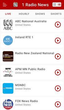 1 Radio News ảnh chụp màn hình 4