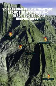 Sparta Jump screenshot 2