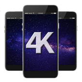 4k & HD phone Wallpapers (backgrounds) icon