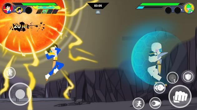 Battle Stick Dragon: Tournament Legend screenshot 5