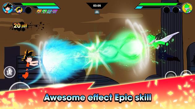 Battle Stick Dragon: Tournament Legend poster