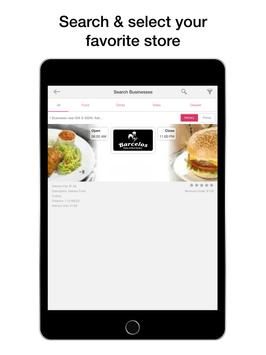 StickAte - Food Ordering and Delivery App screenshot 11