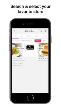 StickAte - Food Ordering and Delivery App screenshot 1