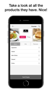 StickAte - Food Ordering and Delivery App screenshot 2