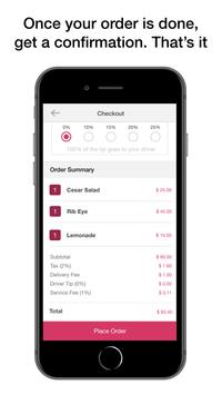 StickAte - Food Ordering and Delivery App screenshot 3