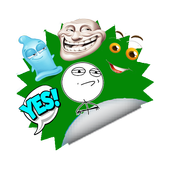 Stickers Funny For WhatsApp icon