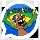 Stickers - Pacotão de Memes - WAStickerApps APK