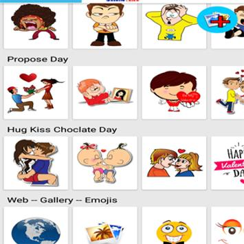 Sticker Writing Chat 100 Android Download Apk