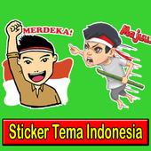 500+ Sticker Tema Indonesia Untuk Whatsapp Lengkap icon