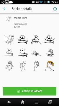 Meme Stickers Packs - Troll Face Icon screenshot 3