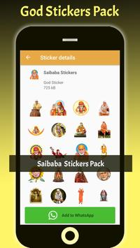 God Sticker ~ WaStickerApps screenshot 5