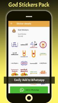 God Sticker ~ WaStickerApps screenshot 7