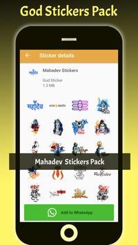 God Sticker ~ WaStickerApps screenshot 3