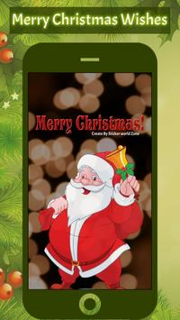 Merry Christmas Wishes ~ Greetings poster