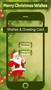 Merry Christmas Wishes ~ Greetings screenshot 1